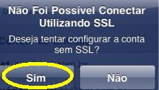 Configurar Email no iPhone